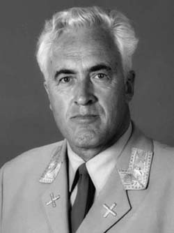 Generalmajor Torkel Hovland